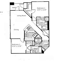 gates of mclean floor plan 2br 2ba herndon condominium for sale like new sold tysons