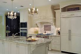kitchen to the 9s custom corbels and applied friezes on