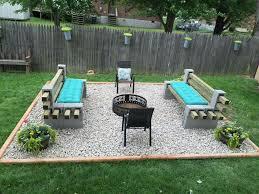 Garden Firepits 15 Outstanding Cinder Block Pit Design Ideas For Outdoor