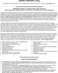 Quality Resume Examples Resume Procurement Resume Sample India Senior Samples Project
