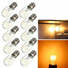 Refrigerator Light Bulbs E14 15w Light Bulbs Ebay