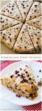 chocolate chip scones sallys baking addiction