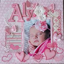 baby girl scrapbook album best 25 scrapbook ideas baby ideas on html layout