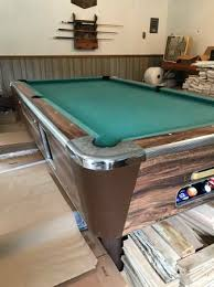 Valley Bar Table Used Pool Tables For Sale Rockford Indiana Decatur Valley