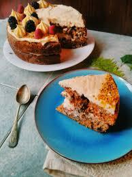thanksgiving carrot cake etherealeats