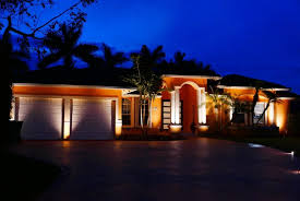 Residential Landscape Lighting Residential Exterior Landscape Lighting By Eos Outdoor Lighting