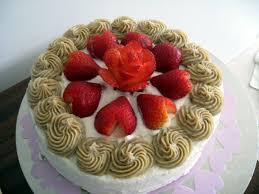 my food affair chestnut cake