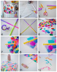 make this diy confetti kite out of contact paper life lesson