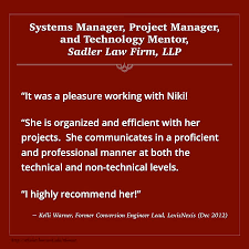 lexisnexis firm manager acknowledgements and recommendations www nikitasveritas com