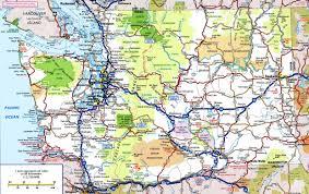Usa State Map by Washington State Map Map Of Usa State