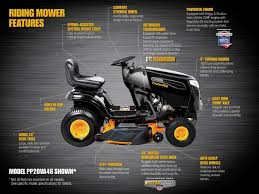 find the best riding lawn mower for you our top 2017 picks