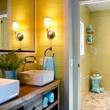 Reclaimed Wood Bathroom Photos Hgtv