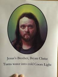 Guido Jesus Meme - we print funny local mugshots at work and write captions i had a