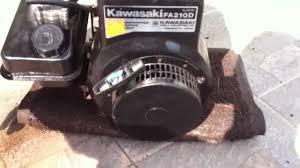 solve kawasaki fa76 problem