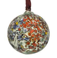 murano glass christmas tree ball pp37 christmas