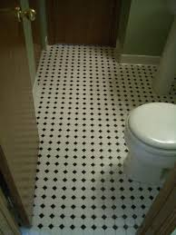 Bathroom Flooring Ideas Vinyl Tiles Tiled Wood Hexagon Companies Installing Ideas Vinyl Black