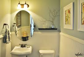 Small Powder Room Ideas by Powder Room Accessories