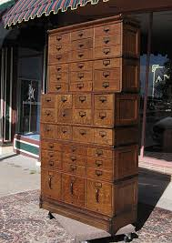 globe wernicke file cabinet quartersawn oak globe 42 drawer stacking file cabinet