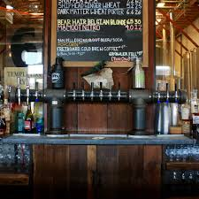 Taproom Logboat Brewing Co On Tap Bar
