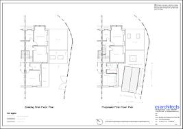 Ground And First Floor Plans 2d autocad danuta rzewuska