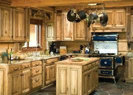 Cabin Kitchen Ideas Cabin Kitchen Cabinets The Best Log Home Kitchens Ideas On Log