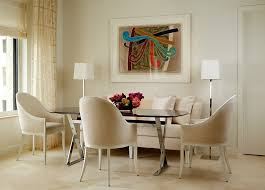 Famous Interior Designer by How 21 Famous Interior Designers Decorate A Dining Room