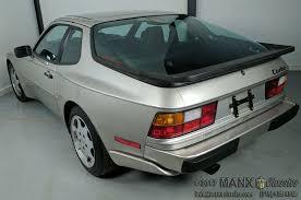 porsche 944 silver 1989 porsche 944 turbo for sale manx classic carsfor sale