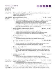 Merchandiser Resume Resume Sample For Merchandiser Air Force Template Retail
