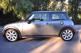 2003 mini cooper s hardtop great gas mileage super performance