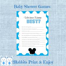 who knows best baby shower mickey mouse baby shower who knows best disney