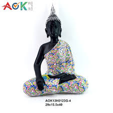 handmade beautiful carved silver buddha statues buy