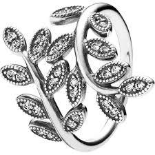 pandora verlobungsring pandora ring 190921cz sterling silber 925 zirkonia ch abramowicz