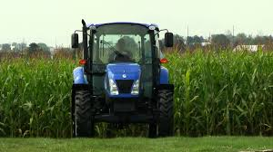 new holland powerstar t4 75 tractor youtube