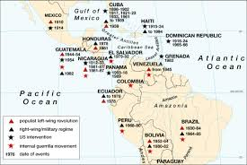 Map Of Equator In South America by Chapter 13 Dynamics Of Political Transformation Modern Latin