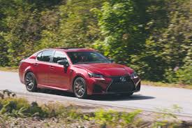 lexus and toyota are same 2017 lexus gs f at the opposite of nine to five