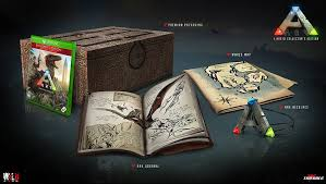 ark survival evolved limited collector u0027s edition xbox one