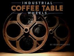 antique iron wheels coffee table wheels cast iron wheels
