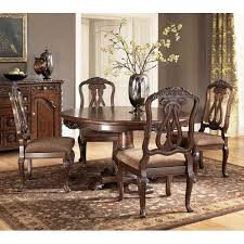 Ashley Round Dining TableSignature Design By Ashley Owingsville - North shore dining room