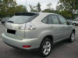 toyota harrier 2003 toyota harrier pictures for sale
