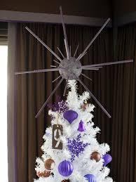 purple tree topper rainforest islands ferry
