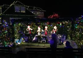the magic of christmas at butchart gardens