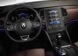 renault talisman 2015 2016 renault talisman cockpit and dashboard 5958 cars