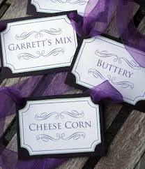 Popcorn Sayings For Wedding Must Have Wedding Sweets Buffet
