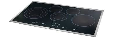 Cooktop Electric Ranges 36 U0027 U0027 Electric Cooktop Ei36ec45ks Electrolux Appliances