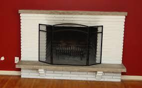 fireplace u2013 the g door rambler renovations