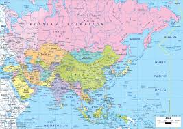 map of aisa asia maps of ontheworldmap with map if all world maps