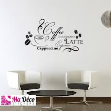 sticker cuisine sticker coffee cheap stickers kitchen discount wall stickers
