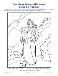 25 ten commandments craft ideas 10