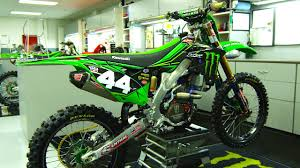 monster energy motocross jersey monster energy pro circuit kawasaki returns from the break drn