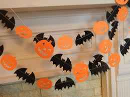 diy 2015 halloween paper garland you should know if you ever seen
